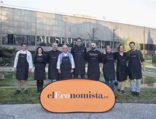 Finalista en el concurso culinario «Mejor Tapa El Economista»