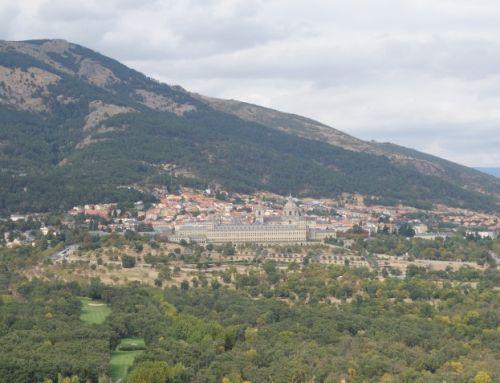 From Madrid… to Felipe II's chair in San Lorenzo de El Escorial