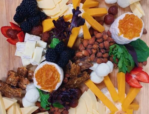 Cómo crear una tabla de quesos en 10 minutos!